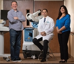 Robotic arm-assisted surgery ushers in new benefits for knee replacement patients