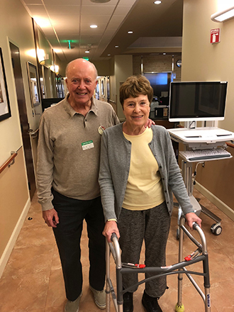 Robin Son - Ann 79years old women -Robotic Assisted Total knee Replacement